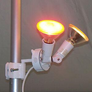 PAR38 Double Flood Lighting