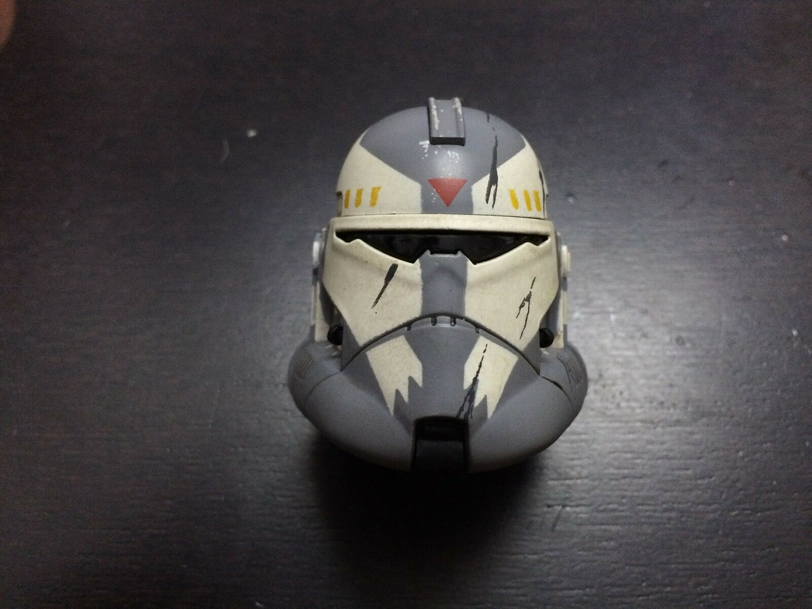 ... 1   6 star - wars - klon clonetrooper commander wolffe perfekt helm