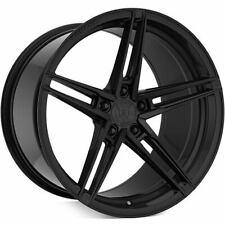 4 20x1020x12 Staggered Rohana Wheels Rfx15 Gloss Black Rims B6 Fits 2012 Jeep Grand Cherokee