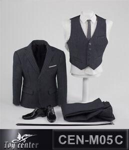 Toy-Center-CEN-M05C-1-6-Soldier-Model-British-Gentleman-Suit-Fit-Phicen-M34-Body