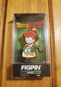 FiGPiN-Mini-Dragon-Ball-Kid-Gohan-FREE-SHIPPING-NEW