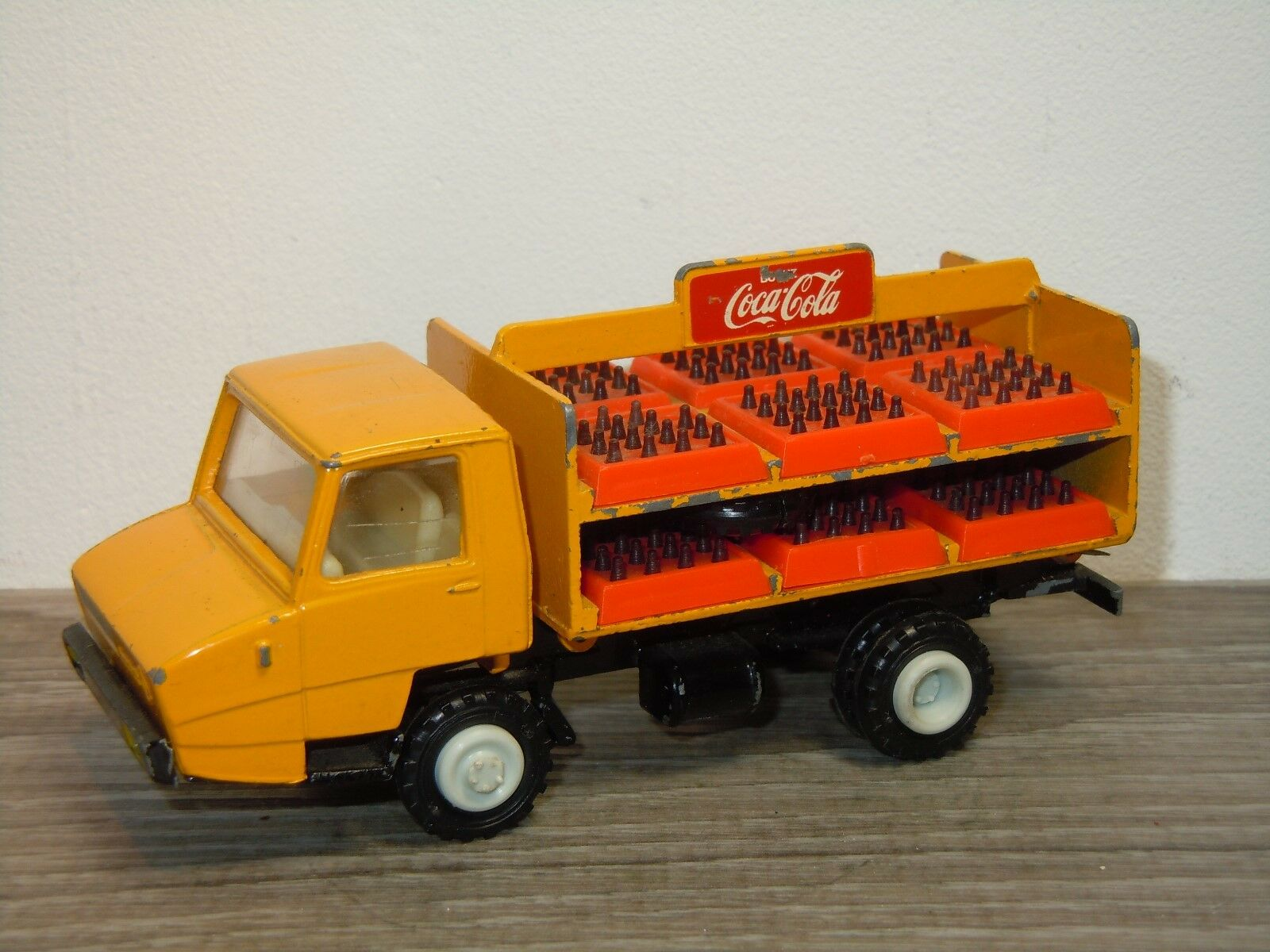Berliet Stradair Coca Cola - FJ Models France 33901