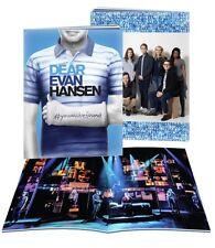 Dear Evan Hansen Souvenir Program Ben Platt Pitch Perfect Benj Pasek Justin Paul