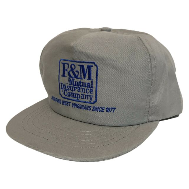 Vintage 90s F&M Mutual Insurance Company West Virginia ...