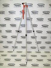New Atampe Adjustable Height Folding Aluminum Survey Target Tripod