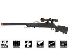 JG M70 Bolt Action Sniper Rifle Airsoft Gun (Black) 12479