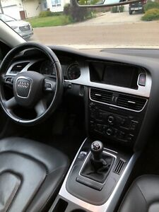 2010 Audi A4 Quattro AWD 6 speed manual