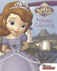 Disney Sofia the First Princess Colouring by Parragon Book Service Ltd (Paperback, 2013)
