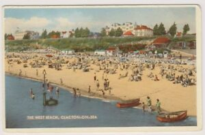 Essex-postcard-The-West-Beach-Clacton-on-Sea-A290