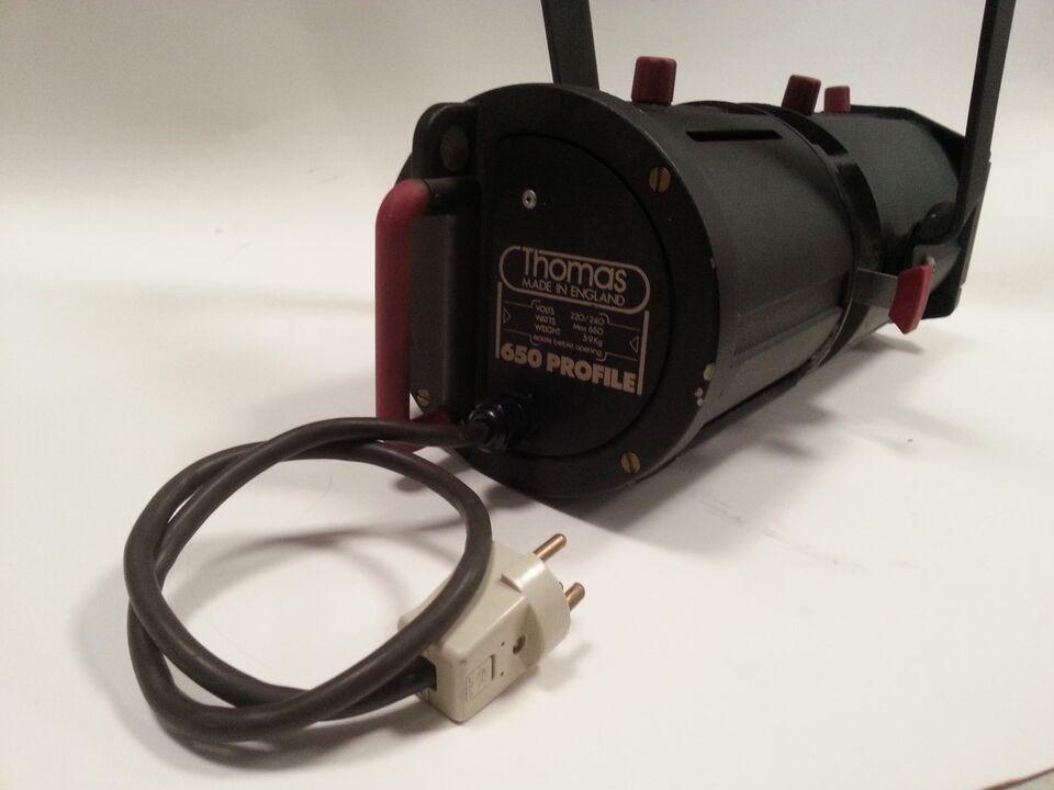 Thomas 650W Profil Spot