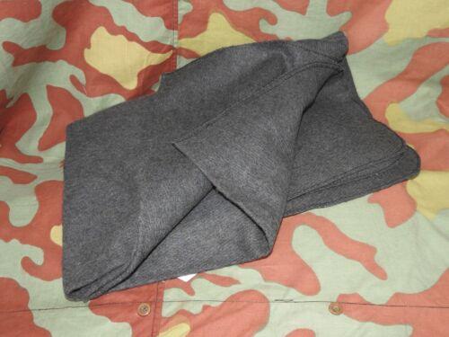 Coperta lana grigio scuro 200x150 campeggio brandina