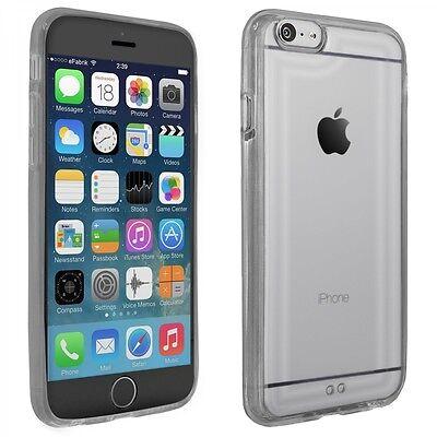 Slim Cover für Apple iPhone 6S Silikon Hülle Schutz Tasche Case Etui schwarz