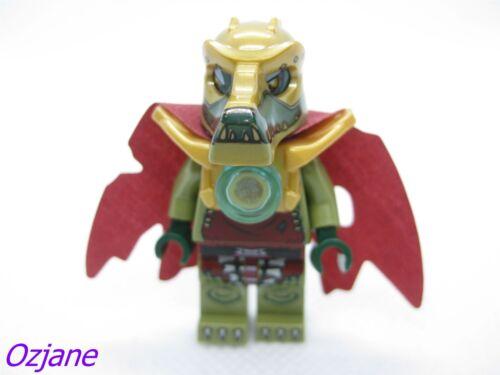 LEGO Legends of Chima minifigure Crominus 70103 70006 70014 NEUF