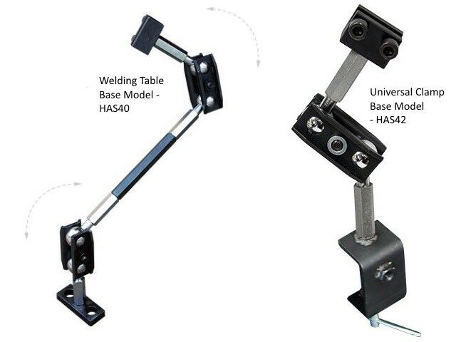 Strong Hand Tools Third Hand Modular Clamp Articulated Adjustable HAS40