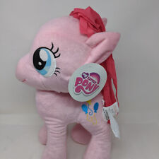 """NEW My Little Pony Pinkie Pie Plush Cuddle Pillow /"""" The One and Only/"""" 16 Inch"""
