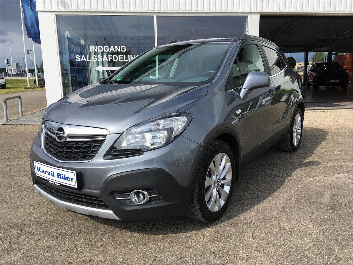 Opel Mokka 1,7 CDTi 130 Cosmo eco 5d - 114.900 kr.