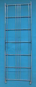 Balton-270110-B-III-Leiter-Chrom-117-x-38-cm-Metall-Buero-Regal-Seitenteil