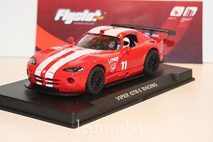 Slot-car-SCX-Scalextric-Flyslot-031201-Viper-GTR-Racing