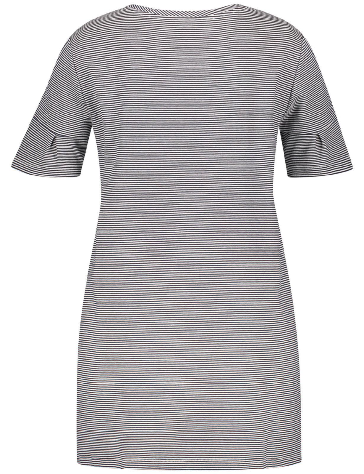 Samoon Longshirt mit mit mit Streifen-Design by Gerry Weber Neu Shirt Taschen Damen Gr. | Hohe Qualität  | Viele Sorten  6cfa09