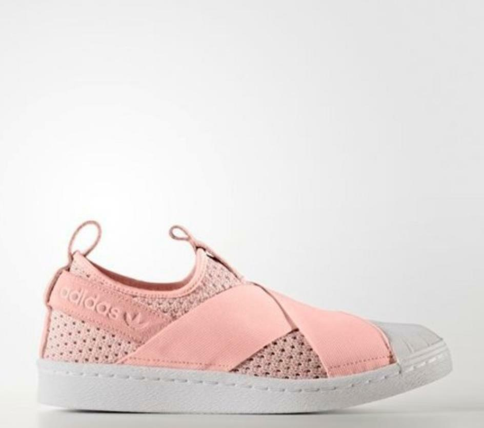 Price reduction BB2122 Originals Super Star Slip On Women Shoes Sneakers Pink