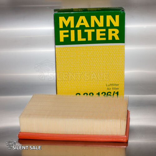 1x ORIGINAL LUFTFILTER MANN-FILTER C28136//1 SEAT IBIZA INCA TOLEDO SKODA VW