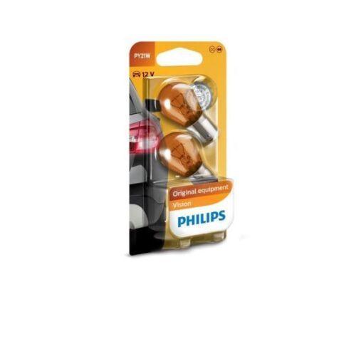 Angebot#9 Glühlampe PHILIPS PY21W 2 Stück