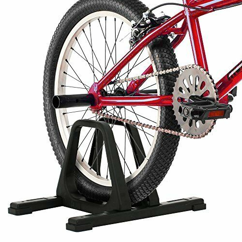 RAD Cycle Products Bike Stand Bicycle Park Portable Floor Rack for Smaller Bikes