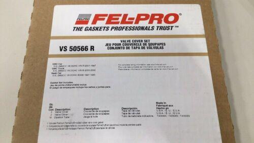 Fel-Pro VS 50566 R Engine Valve Cover Gasket Set VS50566R 017-9606-8