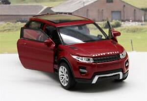 Land Rover Range Rover Diecast EVOQUE Boys Toy Model Dad Car Present Boxed