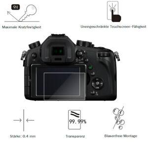 Panasonic-Lumix-DMC-FZ1000-0-4-mm-Adhaesion-Displayschutzglas-Schutzfolie-LC7600