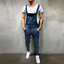 Men-Distressed-Denim-Overalls-Suspender-Trousers-Bib-Pants-Skinny-Jean-Jumpsuits thumbnail 12