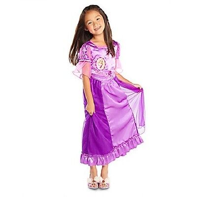 2012~DELUXE 5 PriNceSS Night Gown~JaSmInE+ArIeL+RaPuNzEl+CiNdY~NWT~Disney Store