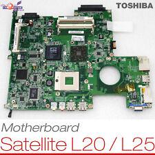 MOTHERBOARD TOSHIBA SATELLITE L20 L25 A000004570 L2 TECRA L2 L20-118 -132 050