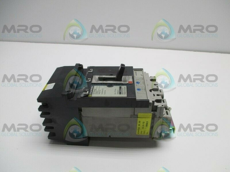 SQUARE D CHAE34200 CIRCUIT BREAKER 200A  USED