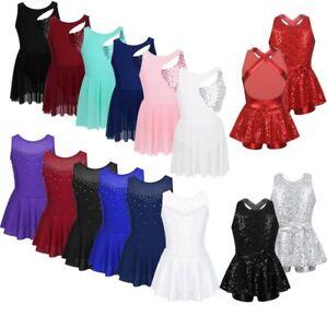 Girls-Ballet-Lyrical-Dance-Dress-Modern-Contemporary-Costume-Leotard-Dancewear