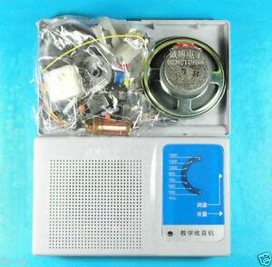 The-radio-suite-bulk-Electronic-production-suite-Seven-triode-radio-teaching-kit