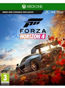 Forza-HORIZON-4-Xbox-One-Game-Brand-New-Sealed-Dics-CD-inside
