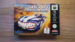 Top Gear Overdrive | N64 | En Caja Y Manual | * muy buen estado * PAL |
