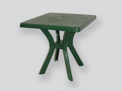 Tavolo Giardino Plastica Verde.Tavolo Quadrato Plastica Verde 75x75 Arredamento Giardino Esterno Ebay