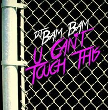 DJ Bam Bam - U Can't Touch This [New CD] Manufactured On Demand