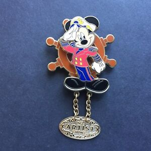 DCL-March-03-Artist-Choice-Dangle-Captain-Mickey-Spinner-LE-750-Disney-Pin-20879