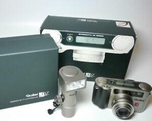 Rollei-QZ-35T-Kamera-Porsche-Desing-mit-OVP-An-Verkauf-ff-shop24