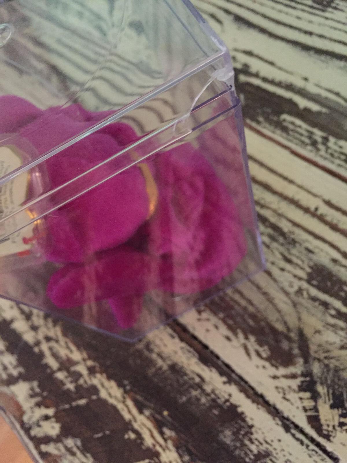Ty Beanie Babies MILLENNIUM Millenium VERY RARE RARE RARE 4 ERRORS Mint Limited Tag 014805