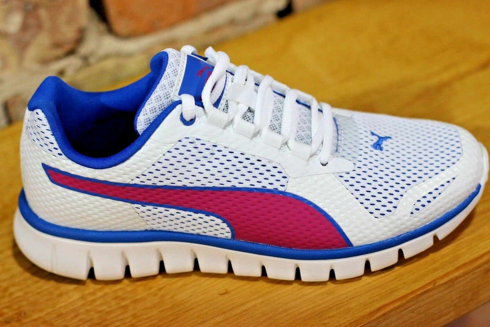 Puma shoes For Wome bluer Wn'S White Running and Fashion shoes