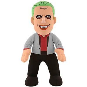 Suicide Squad Joker 10inch Plush Peluche BLEACHER CREATURES