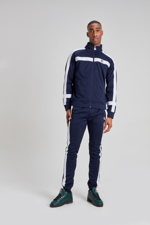 FILA® Vintage Renzo Panelled Pant Peacoat bluee - XL NEW SS18