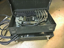 Potentiometer Test Equipment In Case By Bh Instrument Co