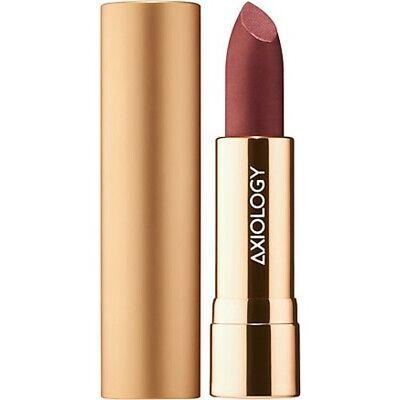 AXIOLOGY Natural Lipstick Infinity 0.14 oz/ 4 g, NIB