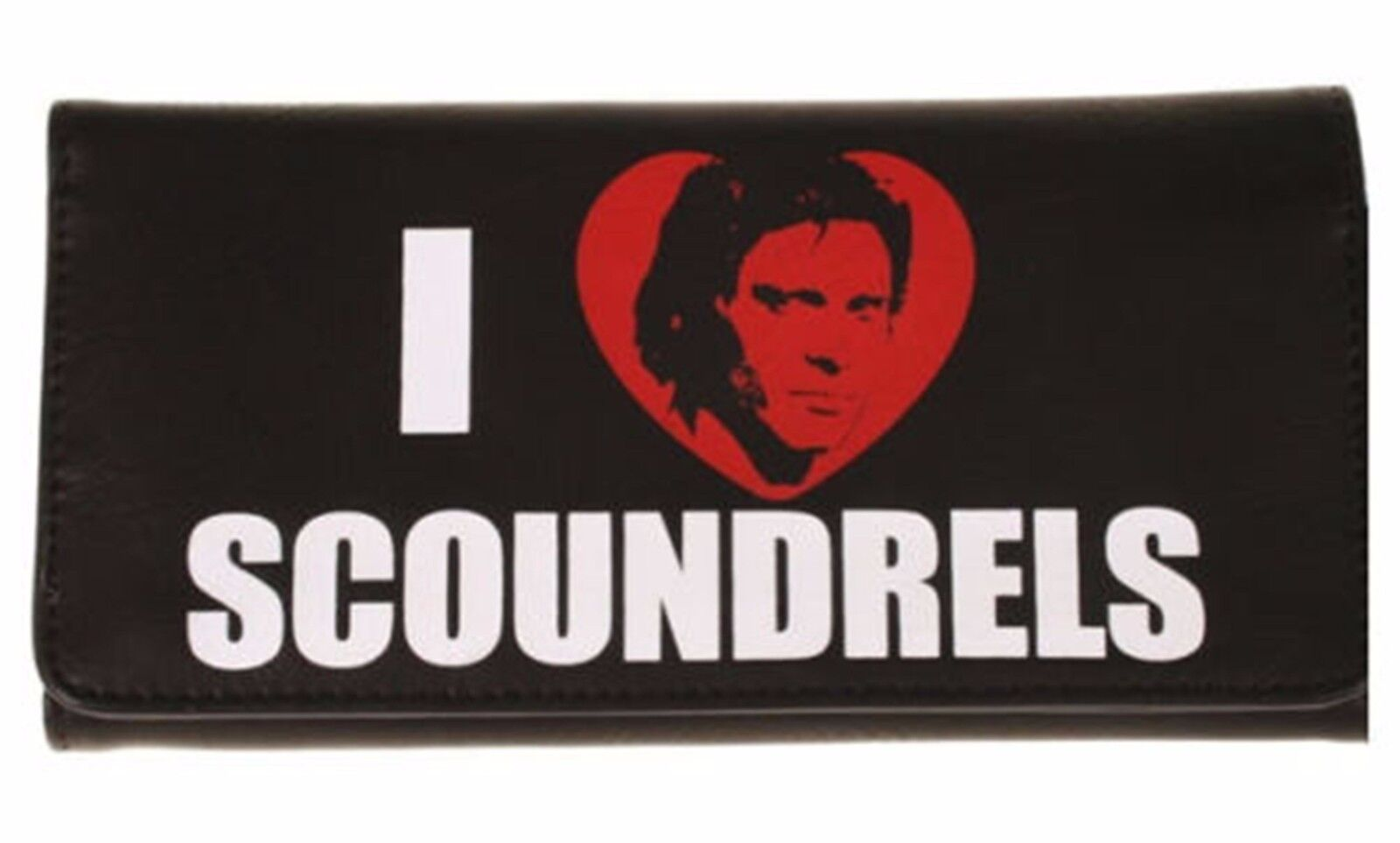 Star Wars Etui Han Solo I Love Scoundrels Damen Rock Rebel US American Film