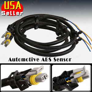 s l300 2x for cadillac chevrolet pontia abs wheel speed sensor wire  at n-0.co